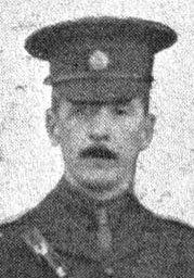 Lieut. J.R.C. Stanley, No 7 Coy, CASC