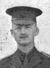 Lt. RA Laird, No 7 Coy, CASC