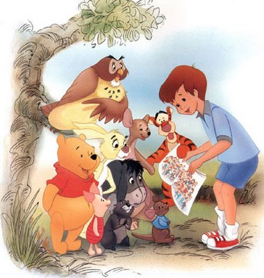 christopher robin banned by disney