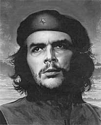 classic che photo facing to his right