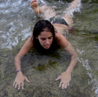 Krista beach water