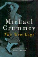 cover of Michael Crummey book The Wreckage