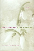 cover of Edge Seasons by Beth Powning