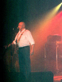 David Wilcox in Fredericton, 16 Sept 2005
