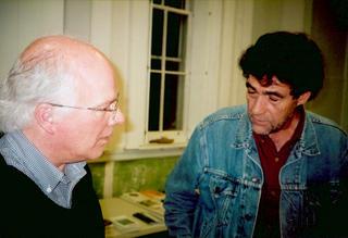Hugh Hazelton and Robert Dickson