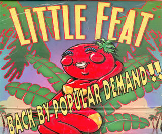 Little Fear, Smooth Sailin' 2005 tour poster