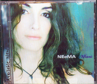 cover of Masì CD by NEeMA