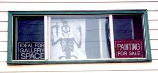 Joe's Studio Window