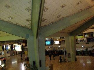 inside Aerodrom Beograd