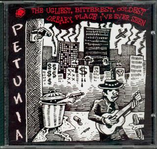 petunia CD cover