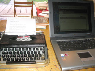 Joe's writing devices