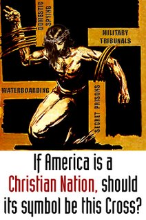 Modern Crucifixion: American Empire and the War on Terror