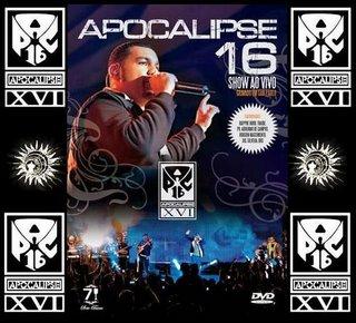 Dvd Apc16 - Ao Vivo