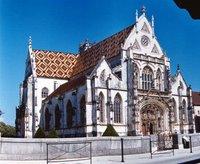 The Brou monastery