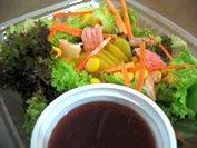 Zen Berry Salad