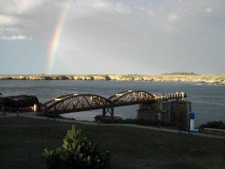 O arco da vella na ría de Ribadeo V