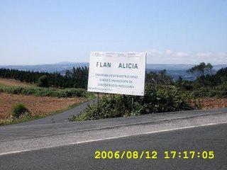 O que quedou do Plan Galicia 1