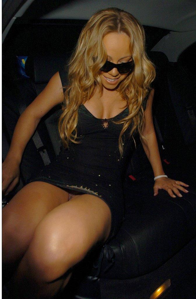 Archives paparazzi-oops: Mariah Carey sans culotte Mariah Carey