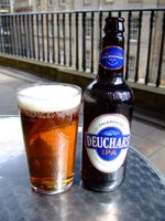 My favourite ale of Scotland! Carlton Deuchars IPA