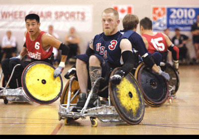 murderball documentary essay Whether you prefer the blade runner, the man without legs, the fastest man on no legs or oscar pistorius, this young man's story will serve as a case study of mainstreaming in 'disability sports', specifically in the film murderball pistorius is a 21-year-old south.
