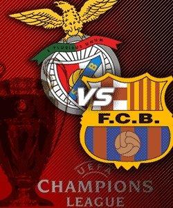 SLB Vs Barça