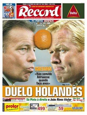 Copyright © Edisport, S.A. - Jornal Record - 15/10/2005