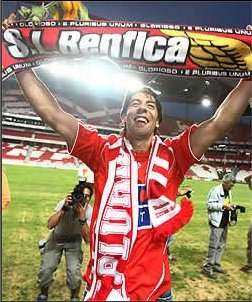 Regresso de Rui Costa