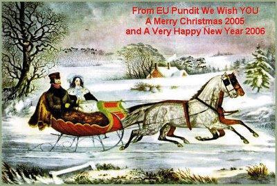 EU Pundit Christmas 2005