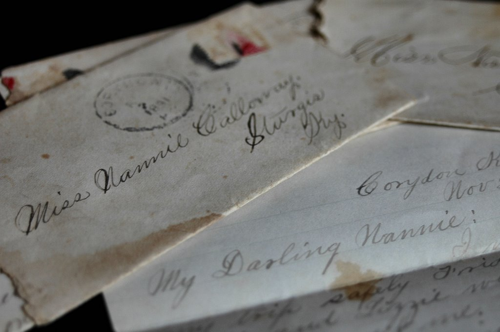 1890 Love Letters