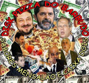 E TOME PIZZA!