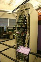 Googleの初期のデータセンター用サーバ