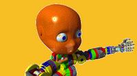 il cucciolo di robot: Robot Cub