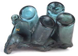 Bottiglie di vetro, Hiroshima