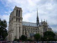 C'est Notre Dame de Paris !
