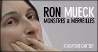 Exposition Ron Mueck à la fondation Cartier de Paris - Février 2006