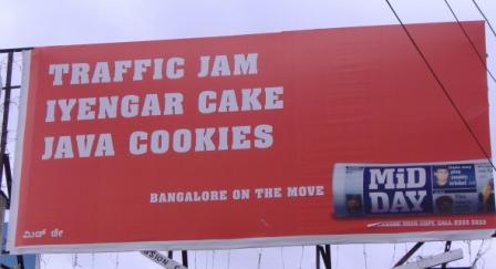 Traffic Jam Cake