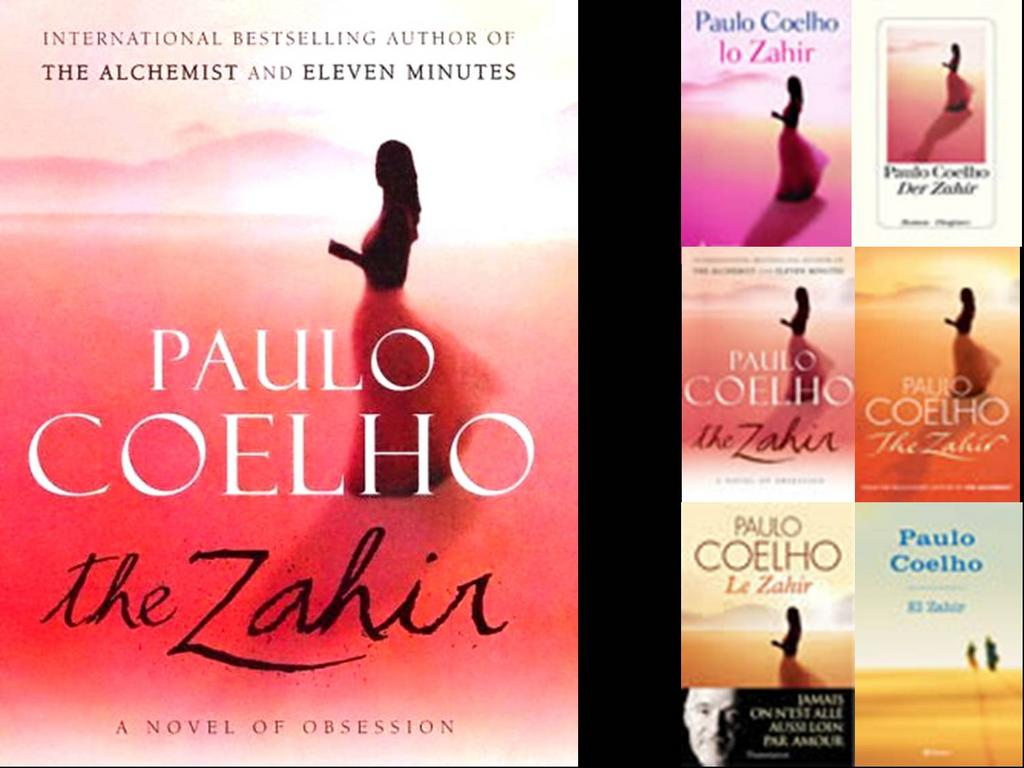 mavrky book review the zahir by paulo coelho the zahir by paulo coelho