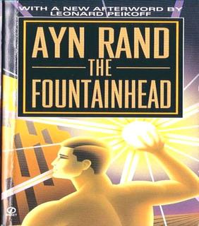 ayn essay fountainhead rands Searched online for related content read another book by ayn rand took a  course related to ayn rand or objectivism took part in serious discussions about .