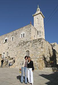 Jerusalem, muslim's holy place