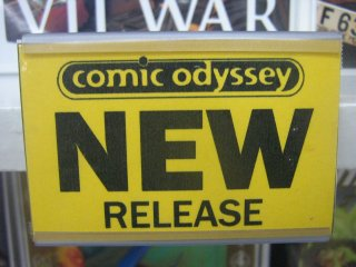 Comic Odyssey has arrived.