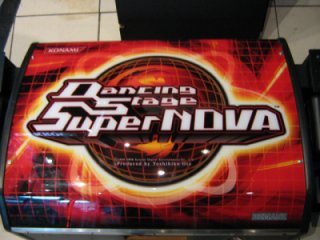 Dancing Stage: SuperNova