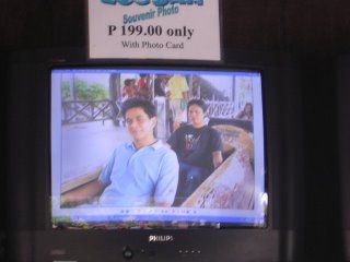 Caught on digital photo for PhP 199.00?!