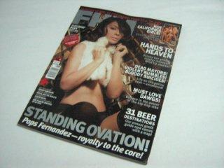 FHM August 2006.