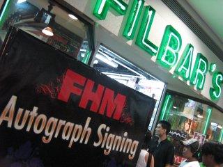 Autogrpah Signing?