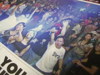 The Hed Kandi exprience last March 31st. See me now?