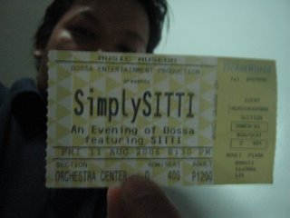 Guess who owns this ticket now?