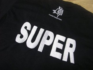 Proxy shirt in black.