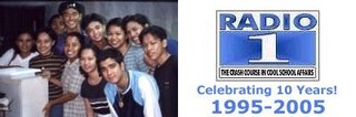 May 23, 1998 Radio1 people with FrancisM.