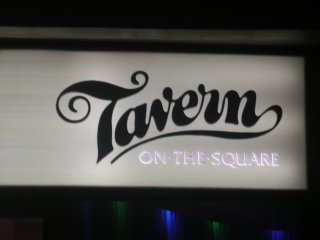 The Tavern sign sez it.