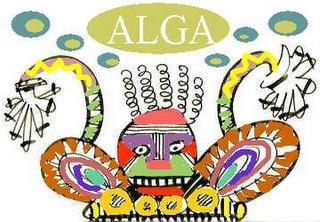 ALGA, Colored, 01-30-06